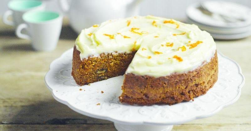 Aprende a preparar carrot cake: la tarta de moda entre las tartas