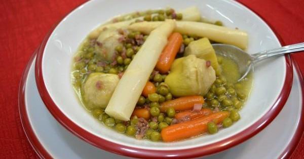 Platos de verdura fáciles y saludables