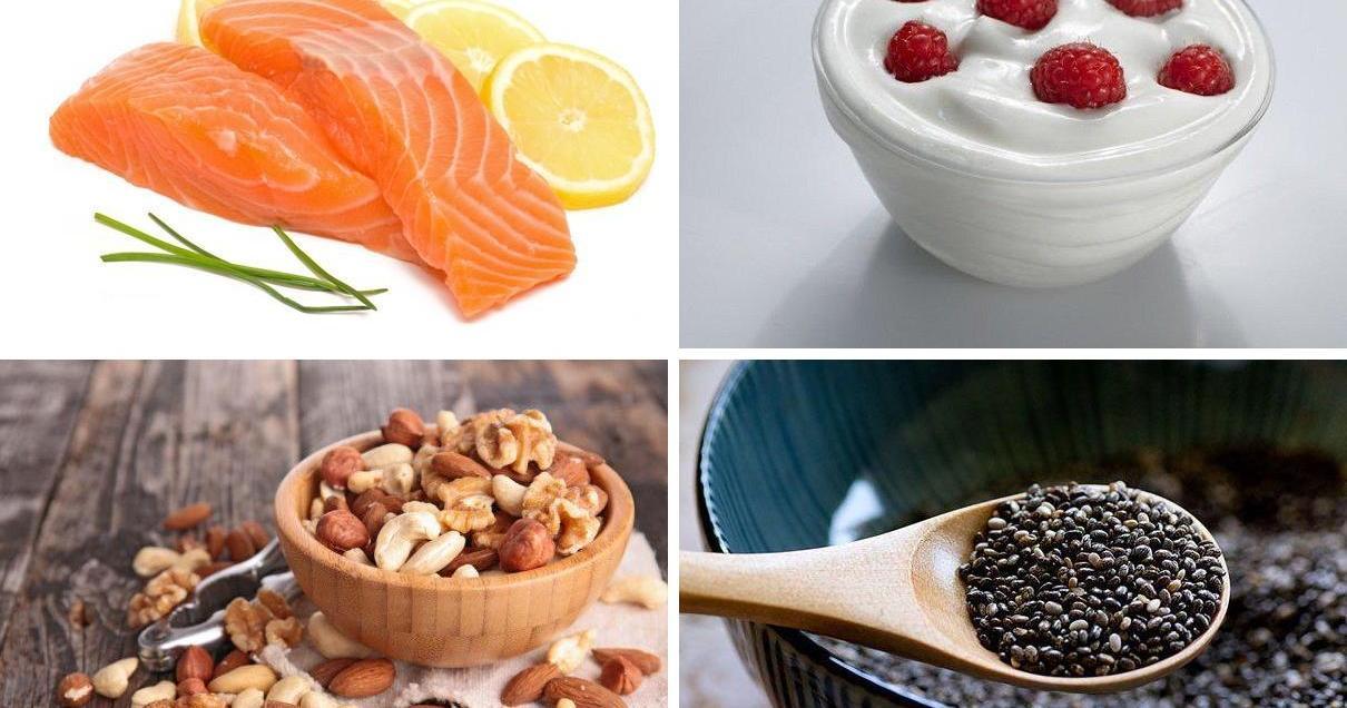 10 alimentos que te ayudarán a perder peso de forma saludable