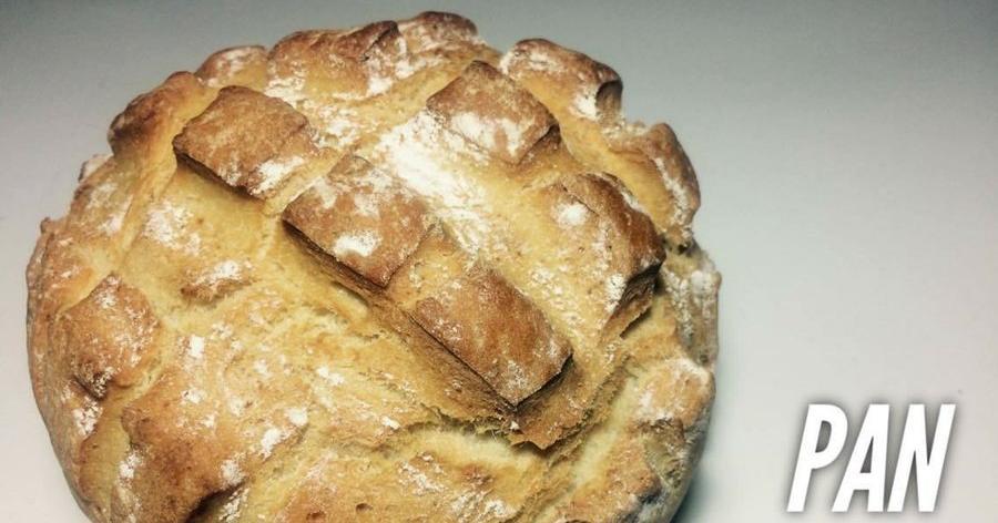 Pan casero rápido en menos 1 hora