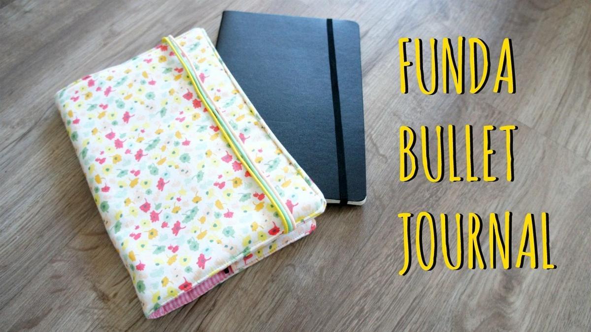 Protege las tapas de tus libros y cuadernos con una funda de tela