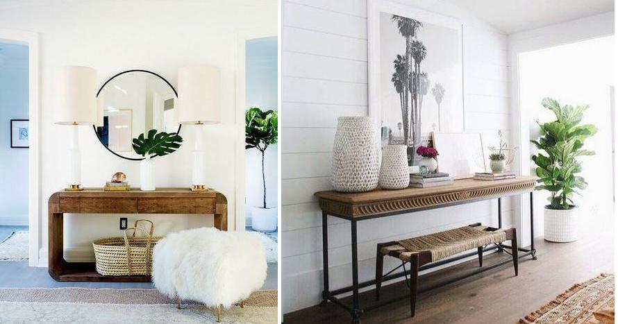 Recibidores de casas modernas top recibidores modernos - Recibidores de casas modernas ...