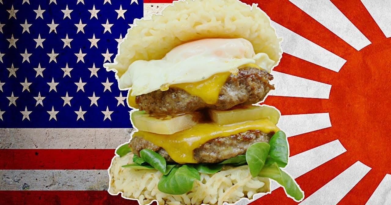 Ramen burger cocina for Menaje cocina japonesa