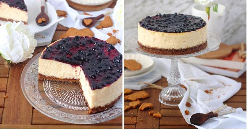 New york cheesecake: mi receta de tarta de queso americana