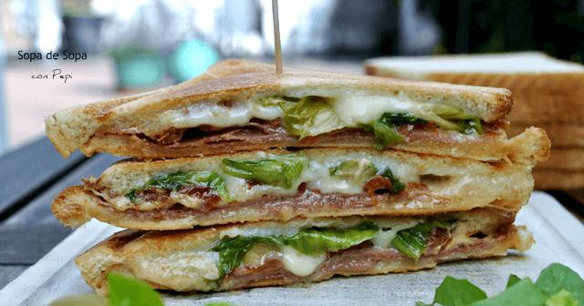 Sándwich al estilo Italiano