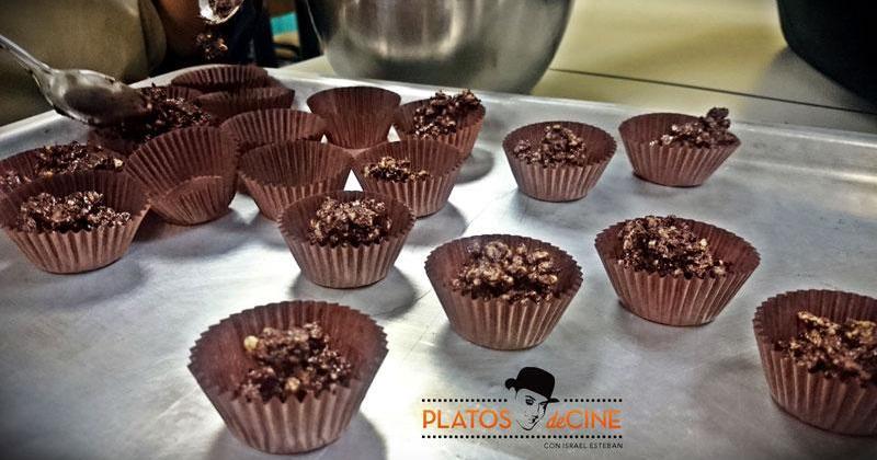 Las trufas de chocolate más fáciles del mundo