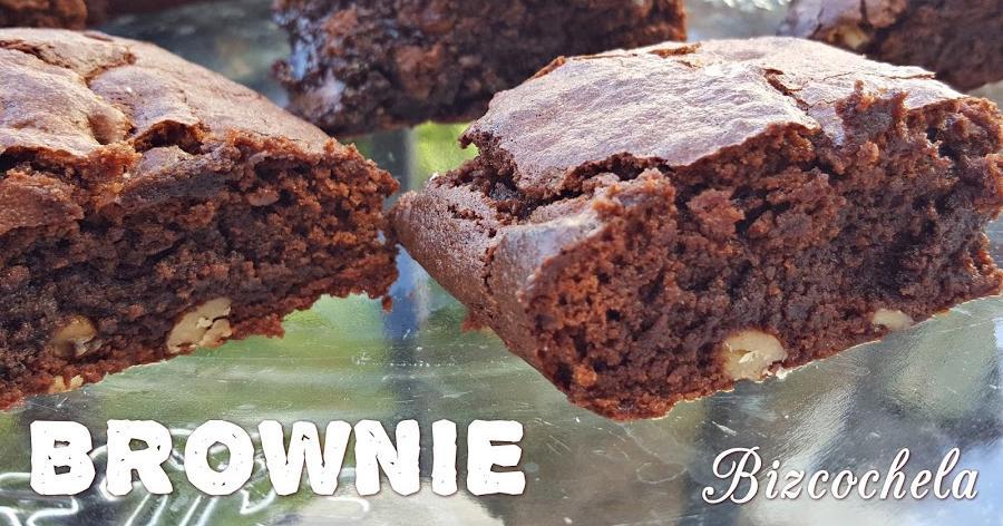 Brownie clásico, paso a paso