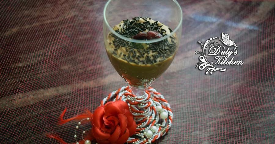 Mousse de chocolate para la cena de San Valentín