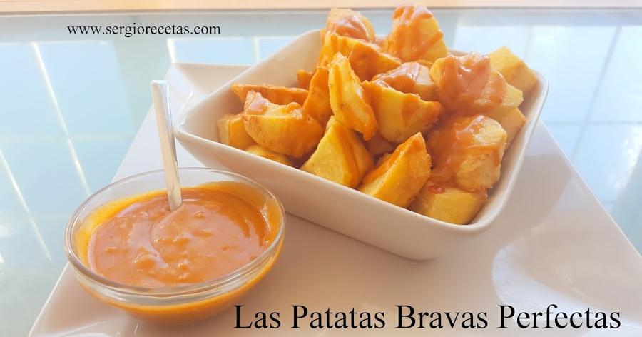 Cómo hacer las mejores patatas bravas del mundo