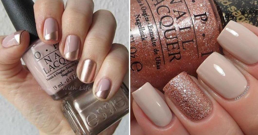 25 diseños de uñas color nude delicados y modernos, ¿te apuntas a esta tendencia?