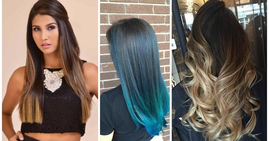 Cómo aclarar las puntas del cabello paso a paso, ¡te lo contamos aquí!