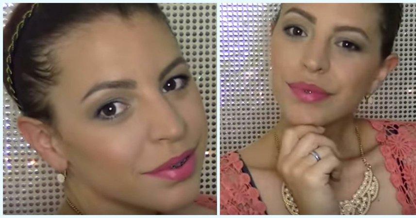 maquillaje natural paso a paso para cualquier ocasin romntico y favorecedor