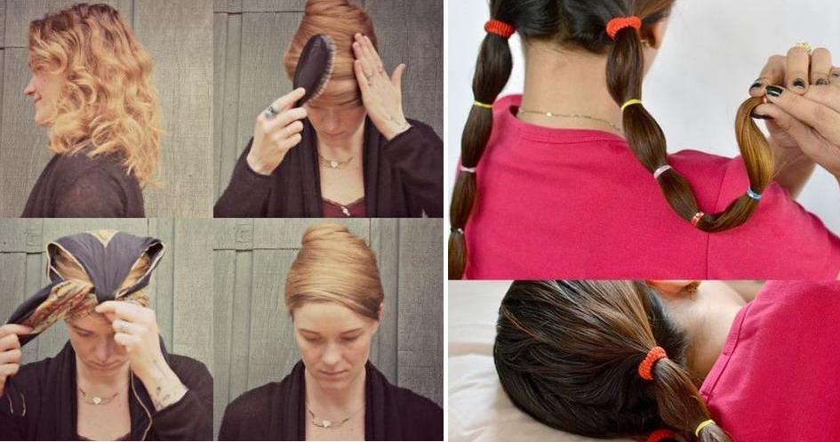 Trucos caseros para alisar el pelo rizado