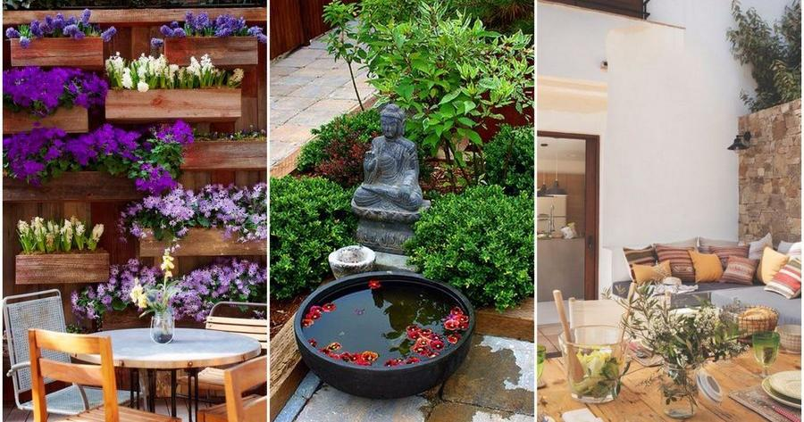 Ideas de plantas for Plantas para jardin zen