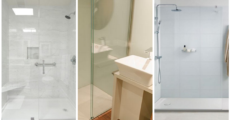 Gana espacio en tu baño y cambia la bañera por un plato de ducha ...