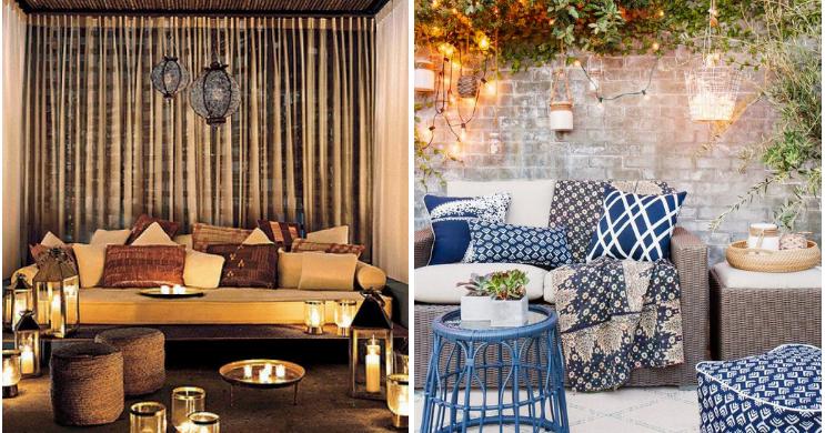 2 tendencias para jardines y terrazas t eliges oasis o for Conforama muebles de jardin