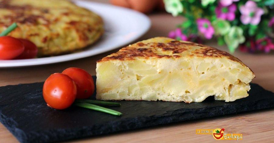 Tortilla de patatas para novatos