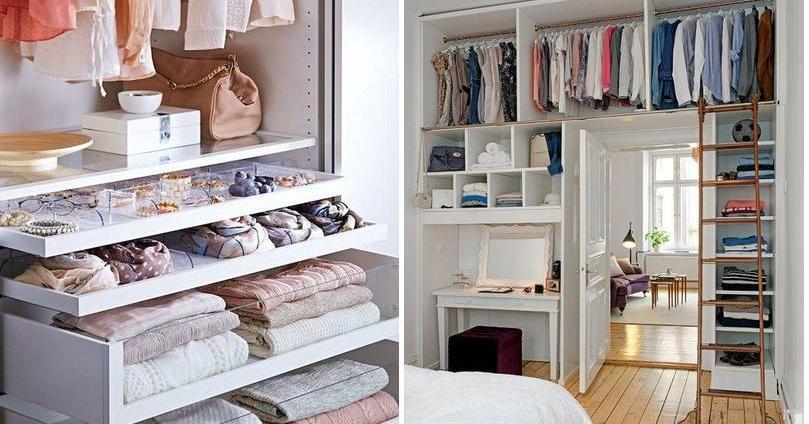 Como Hacer Un Vestidor Barato Facilisimocom - Como-organizar-un-vestidor