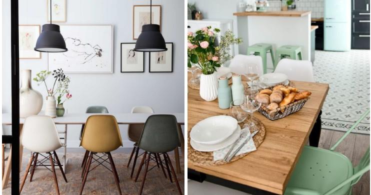 mesa y sillas eames | facilisimo.com