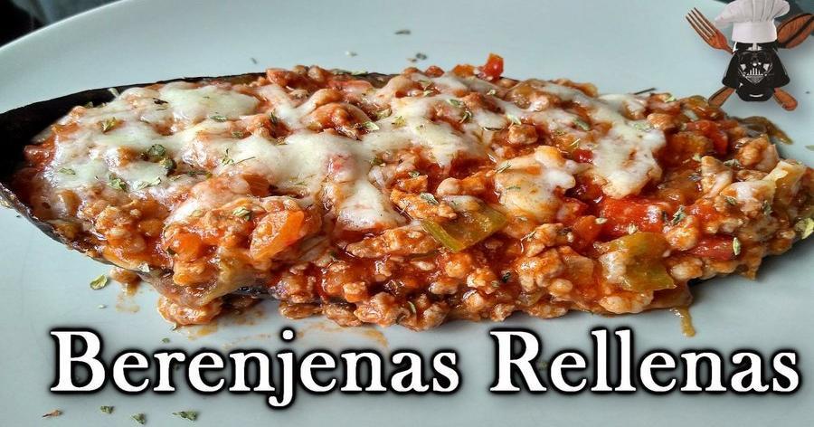 Berenjenas rellenas de carne f rmula secreta cocina for Cocina berenjenas rellenas