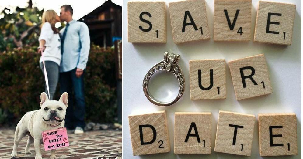 20 formas de anuncias que te casas