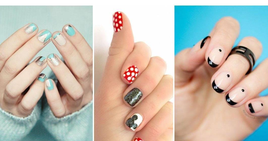 Los mejores diseños para uñas cortas | Belleza