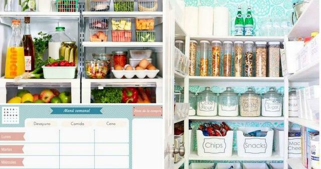 Lista de la compra for Como ordenar la nevera
