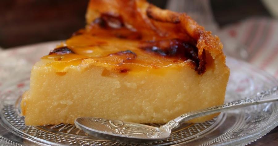 Tarta de manzana ( la mas fácil del mundo)