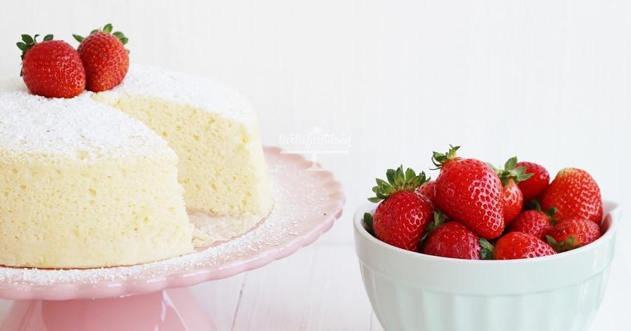 Cómo hacer un pastel japonés super esponjoso