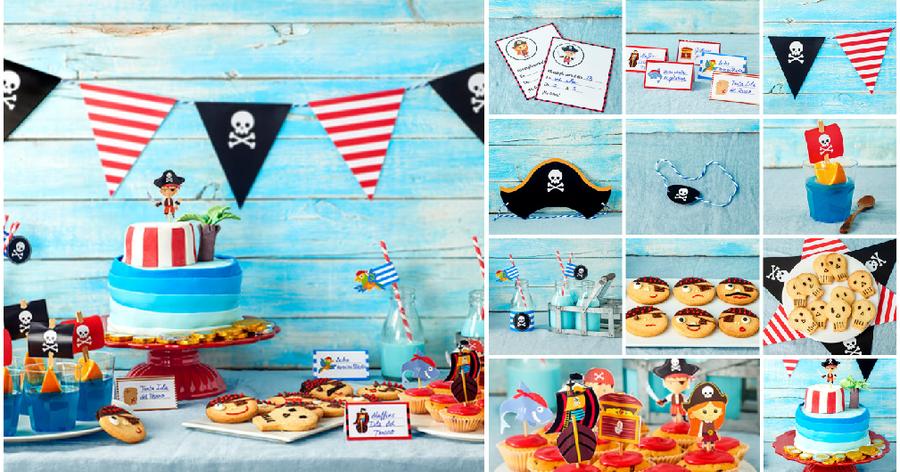 tarta pirata | facilisimo.com