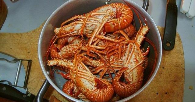Tabla de tiempo de cocción para cada tipo de marisco. ¡Lo que estabas buscando!