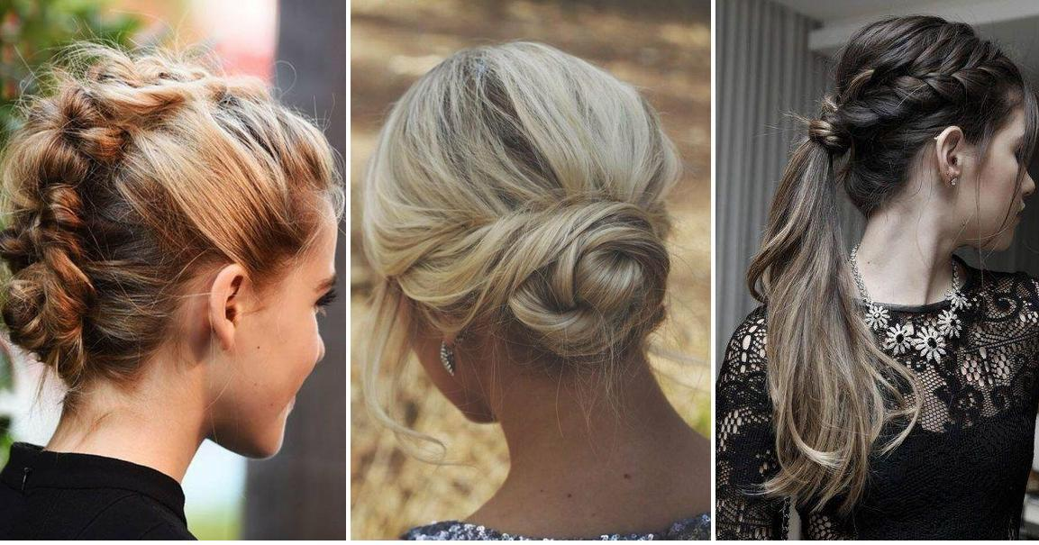 Peinados Elegantes Con Trenzas Facilisimo Com