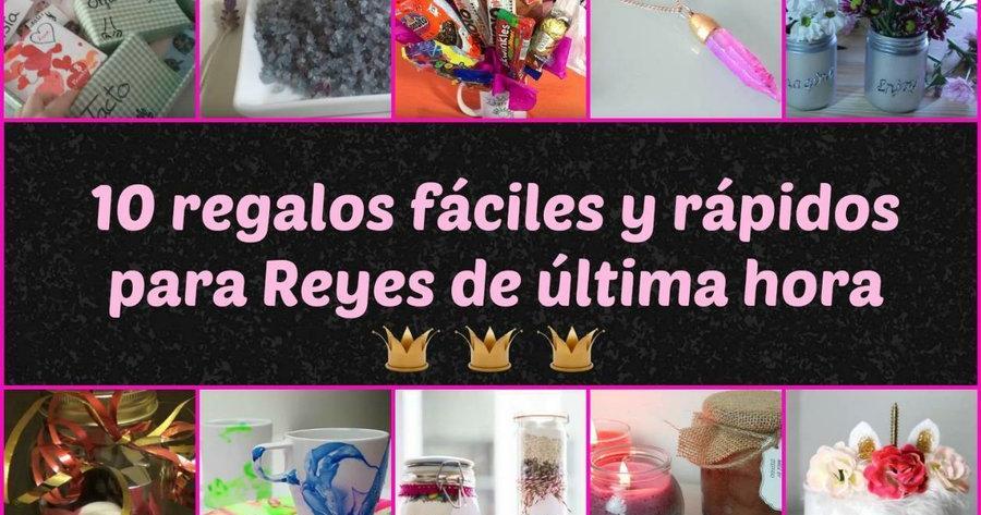 10 regalos f ciles y r pidos para reyes de ltima hora - Regalos faciles y rapidos ...
