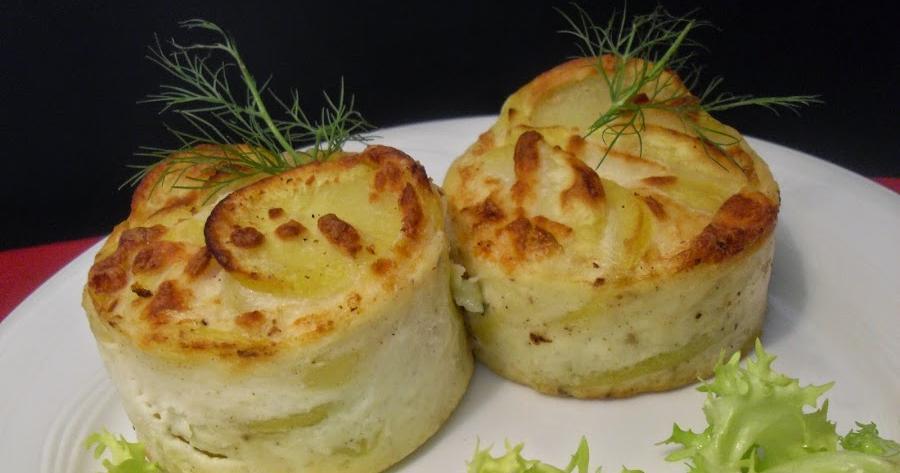 Pastelitos de patatas: una guarnición diferente