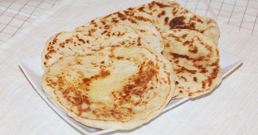 Pan naan: una deliciosa especialidad india