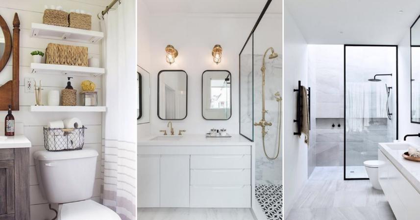 muebles para baños pequeños | facilisimo.com