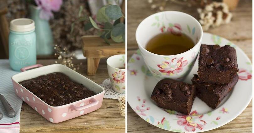 La receta del mejor brownie saludable