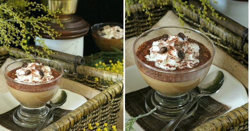 Prepara una irresistible crema de café