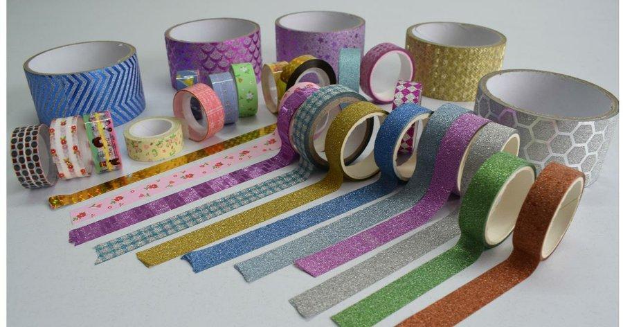 15 manualidades f ciles y r pidas con washi tape - Manualidades muy faciles ...