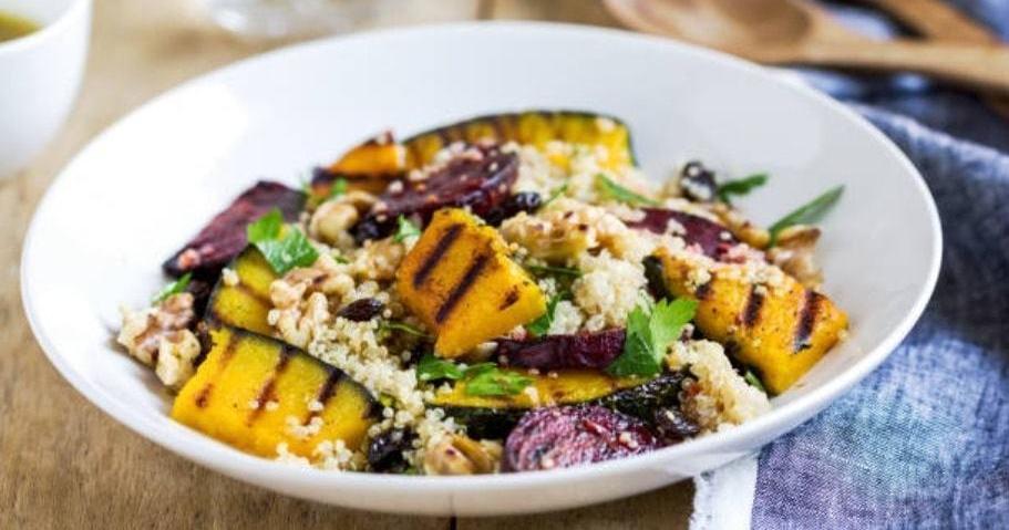 Las 7 recetas de quinoa que debes probar