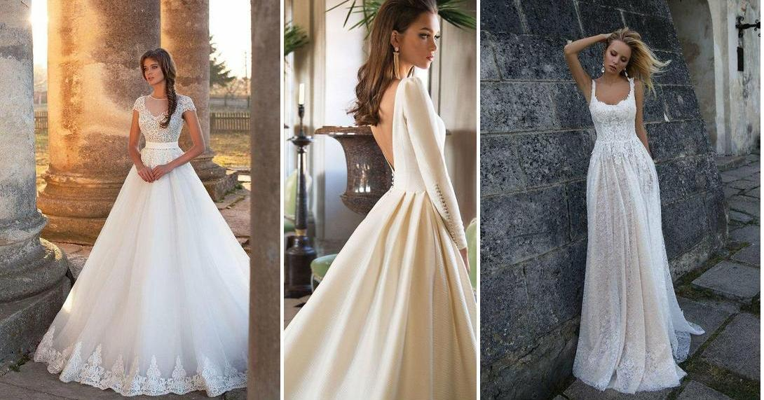 vestidos novia cuerpo reloj de arena | facilisimo