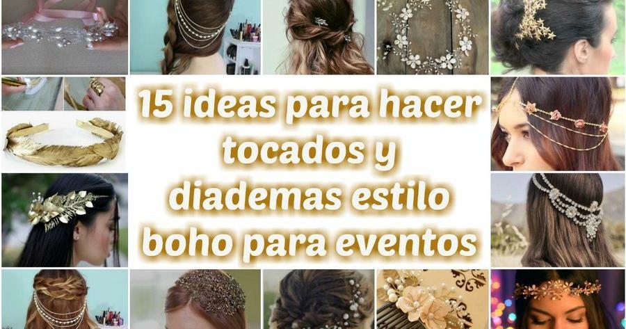 flores de tela para el cabello | facilisimo.com