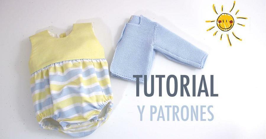 Patrones para ropa de bebé | facilisimo.com