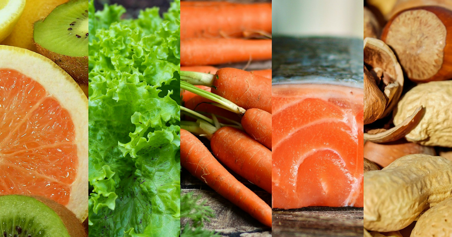 5 alimentos que ayudan a la salud de nuestra vista