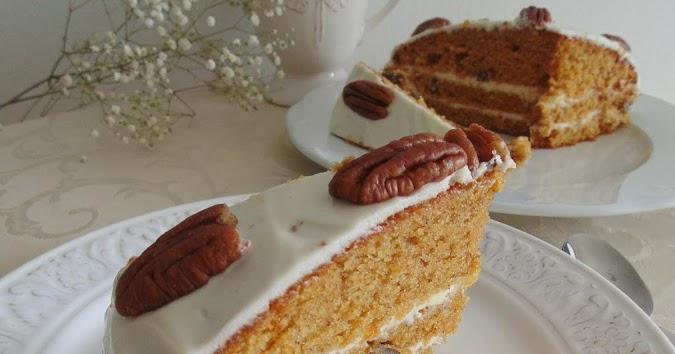 ¡La mejor tarta de zanahoria!
