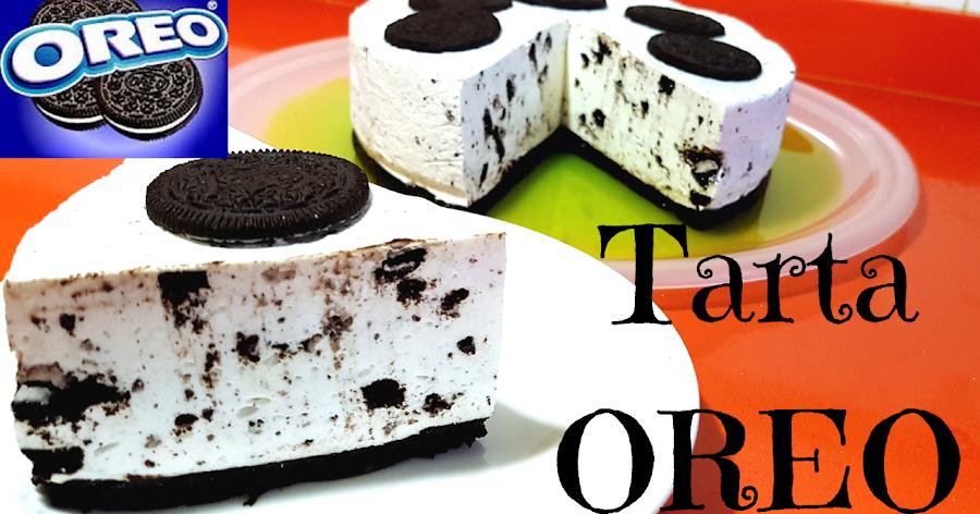 Paso a paso: perfecta y rica tarta de Oreo