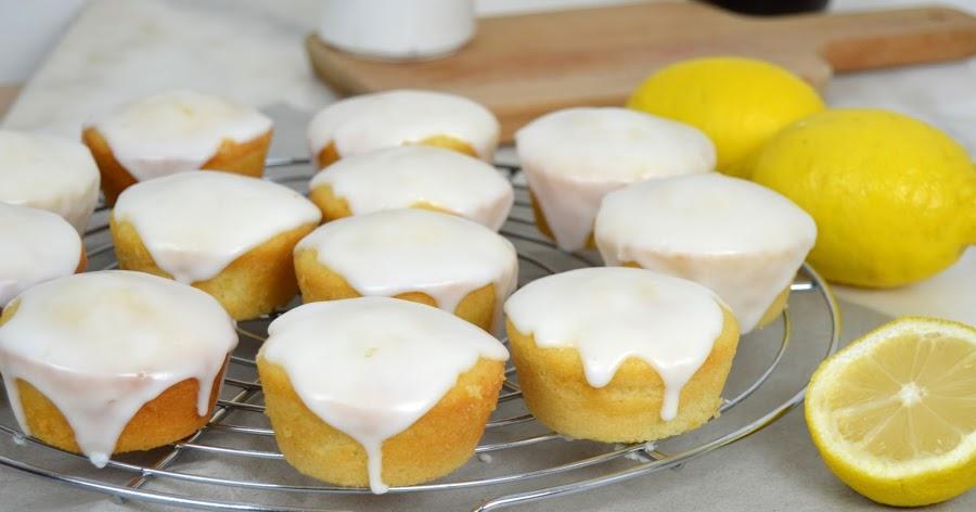 Bizcochitos de limón ¡llenos de sabor!