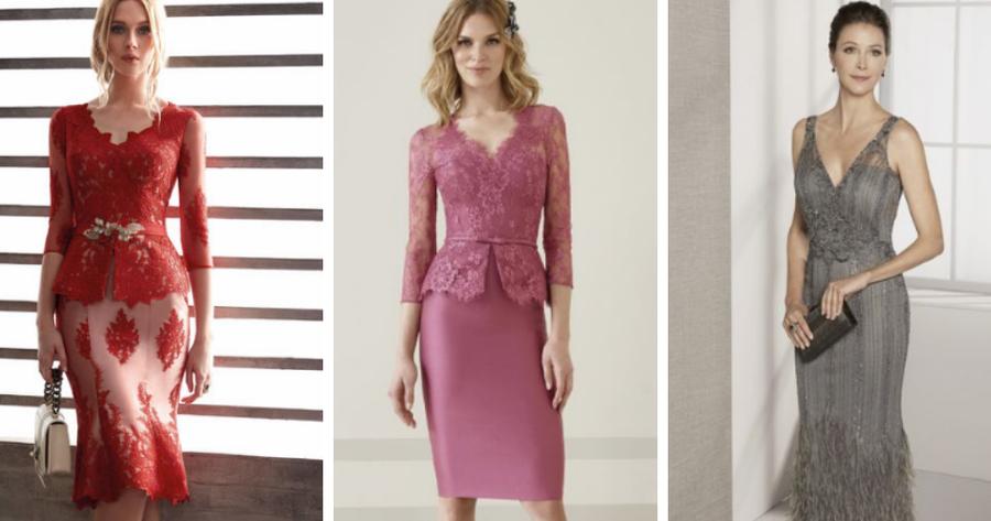 vestidos para mujeres maduras | facilisimo