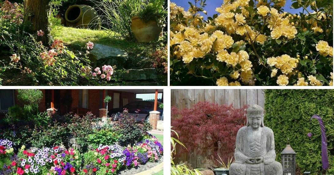 Consejos de paisajismo para espacios reducidos plantas for Jardines pequenos de casas fotos