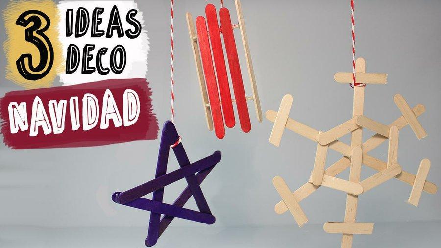 ideas para decorar estas navidades muy fciles